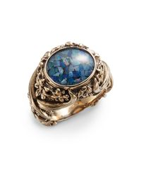 Stephen Dweck - Metallic Opal Mosaic Ring - Lyst
