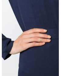 Sophie Bille Brahe | Metallic 'Minor' Finger Tip Ring | Lyst