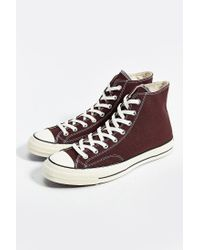 Converse | Brown Chuck Taylor All Star 70S High-Top Sneaker for Men | Lyst