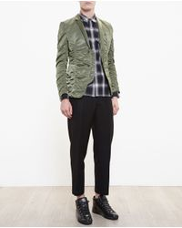 Miharayasuhiro - Natural Ma1 Tailored Jacket - Lyst