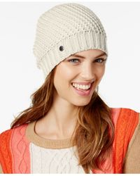 BCBGeneration | Natural Back To Basics Slouch Hat | Lyst