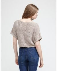 Wool And The Gang | Natural Mary Sweater | Lyst