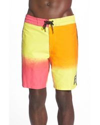 Billabong | Black 'blender - Lo Tides' Board Shorts for Men | Lyst
