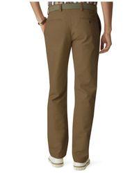 Dockers | Brown D2 Field Khaki Straight-fit Pants for Men | Lyst