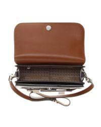Proenza Schouler - Black Ps11 Classic Patent-Leather Shoulder Bag - Lyst