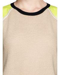 Reed Krakoff - Multicolor Colour Block Dress - Lyst