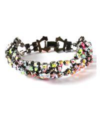 Tom Binns - Multicolor 'midnight Riot' Bracelet - Lyst