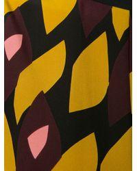 Marni - Black 'hortus' Print Top - Lyst