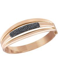 Swarovski | Metallic Cypress Bangle | Lyst
