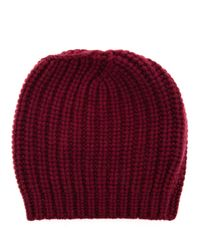 Danielapi | Blue Cashmere Beanie Hat for Men | Lyst