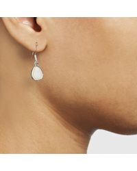 John Lewis | Metallic Mother Of Pearl Teardrop Pendant And Earrings | Lyst