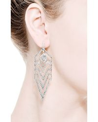 Stephen Webster - Metallic Lady Stardust Deco Earrings - Lyst