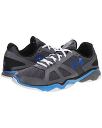 Under Armour | Blue Ua Micro G™ Strive V for Men | Lyst