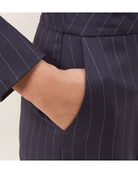Hobbs | Blue Kilnwick Pants | Lyst