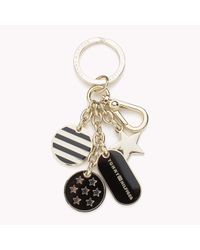 Tommy Hilfiger | Metallic Party Time Keyring | Lyst