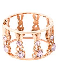 Mawi | Metallic Bunny Bangle | Lyst
