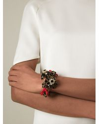 DSquared² | Black Embellished Cuff | Lyst