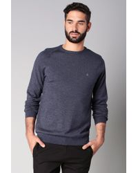 Volcom | Blue Sweater & Cardigan for Men | Lyst