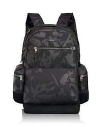 Tumi | Black 'dalston - Massie' Backpack for Men | Lyst