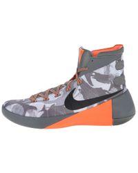 Nike | Gray Hyperdunk 2015 Prm for Men | Lyst