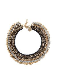Venessa Arizaga | Metallic Stars Necklace | Lyst