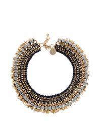 Venessa Arizaga   Metallic Stars Necklace   Lyst