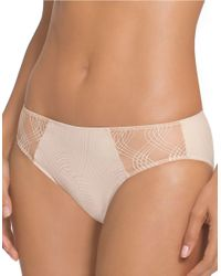 Wacoal | Natural Undercover Perfection Hipster Panty | Lyst