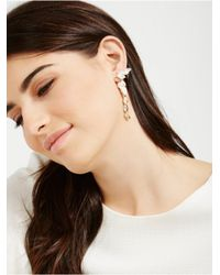 BaubleBar | Metallic Fairydust Ear Jackets | Lyst