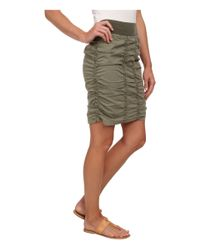 XCVI | Natural Heliconia Skirt | Lyst