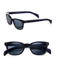 Paul Smith - Black Plastic Wayfarer Sunglasses for Men - Lyst