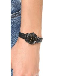 kate spade new york - Novelty Watch - Black - Lyst