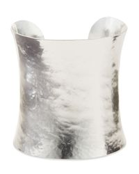 Stephanie Kantis - Metallic Goddess Silver-plated Cuff Bracelet - Lyst
