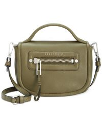 Sanctuary - Green Hero Signature Flap Shoulder Bag - Lyst