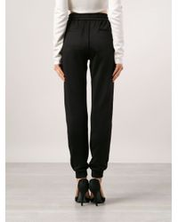 Barbara Bui - Black Jogging Pant - Lyst