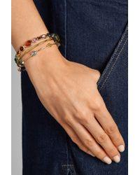 Ippolita - Metallic Rock Candy® 18-karat Gold Multi-stone Bracelet - Lyst