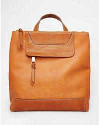 Fiorelli | Orange Cobain Backpack | Lyst