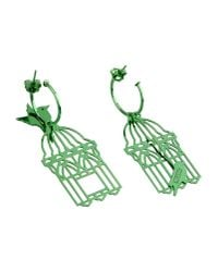 Loroetu - Green Earrings - Lyst