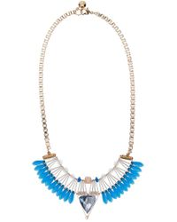 Scho - Blue 'Sky' Necklace - Lyst