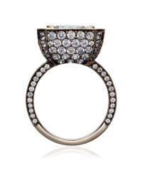 Solange Azagury-Partridge - Blue Cup Ring - Lyst