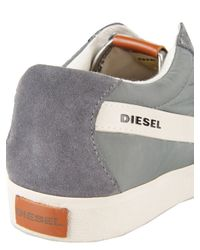 DIESEL | Gray D-string Low for Men | Lyst