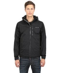 Patagonia | Black Insulated Torrentshell Jacket for Men | Lyst