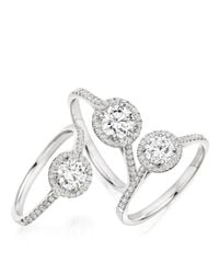Astley Clarke | Metallic Mirielle 0.74ct Diamond Ring | Lyst