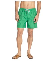 Trunks Surf & Swim - Green 'san O' Swim for Men - Lyst