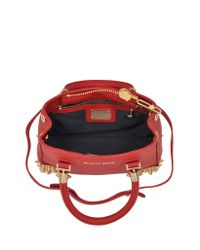 Philipp Plein - Mia Red Small Handbag - Lyst