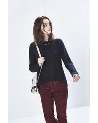 Rebecca Minkoff | Black Davis Sweater | Lyst