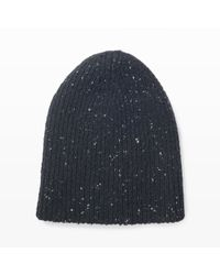 Club Monaco | Black Donegal Edward Hat for Men | Lyst