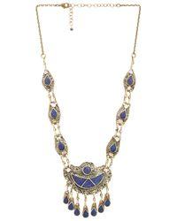 Natalie B. Jewelry | Blue 7 Seas Necklace | Lyst