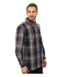Carhartt | Black Bellevue Long Sleeve Shirt for Men | Lyst