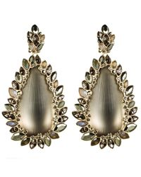Alexis Bittar - Metallic Neo Bohemian Paisley Clip Earring You Might Also Like - Lyst