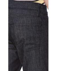 J Brand - Gray Tyler Slim Jeans for Men - Lyst